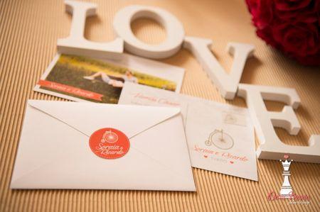 Ideias originais para os envelopes dos convites