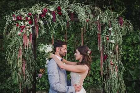8 ideias para respeitar o meio ambiente no teu casamento