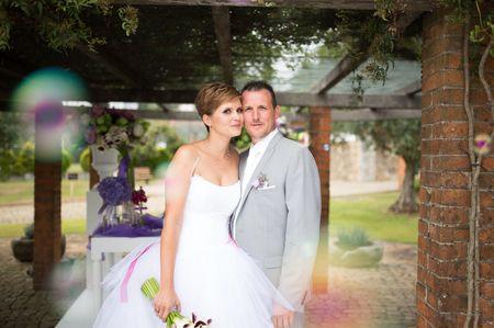 Penteados para cabelos curtos: o ideal para noivas modernas e arrojadas