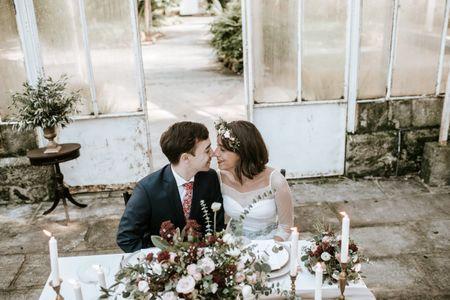 As perguntas que devem fazer à florista do casamento
