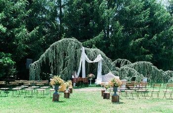 Casamento ecológico: 6 regras para acertar na decoração