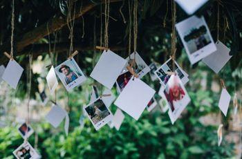 Decorem o vosso casamento com fotos!
