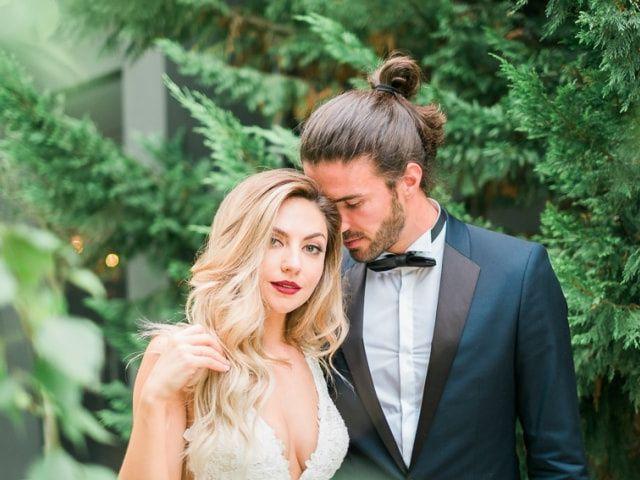 Penteados com cabelo solto para noivas 2018