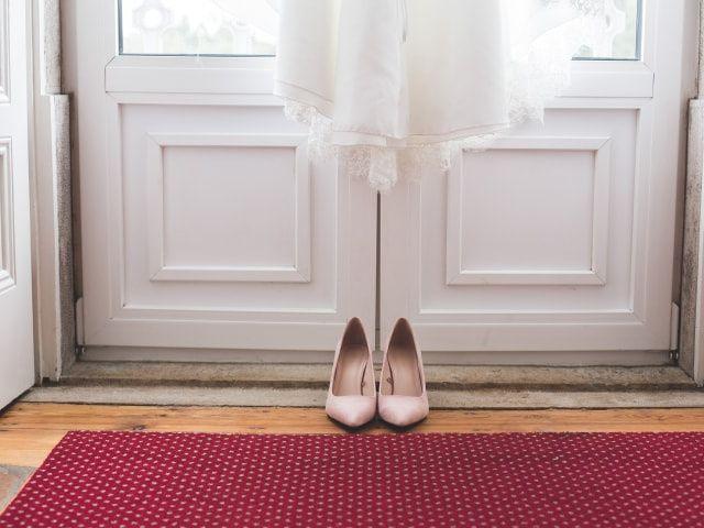 Sapatos de noiva cor de rosa: os modelos mais apaixonantes!