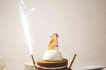 Cake toppers: 6 ideias que vão arrancar umas boas gargalhadas