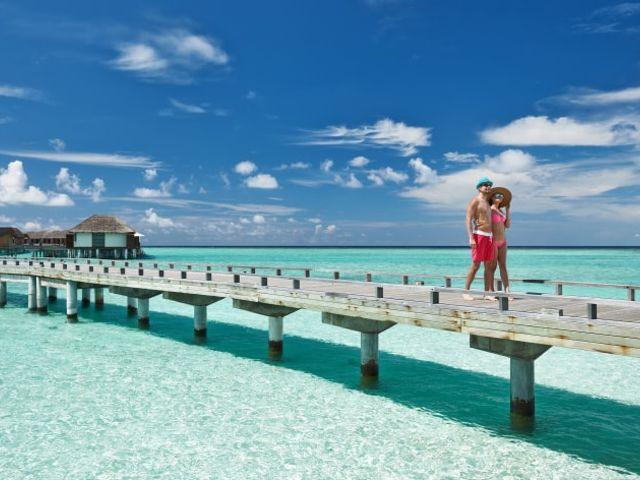 Lua-de-mel nas Maldivas: romanticismo sem fim!