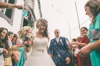 Maneiras de apresentar o arroz no vosso casamento