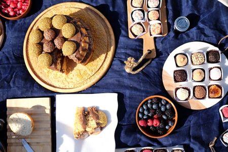 Ideias para decorar a mesa de doces