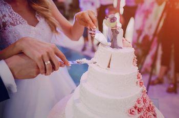 Como calcular o tamanho do bolo de casamento?
