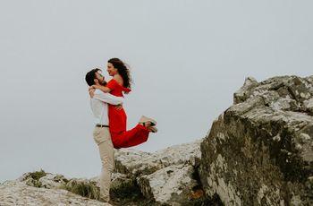 Ficaste noiva? Estas são as 5 coisas que deves fazer quanto antes!