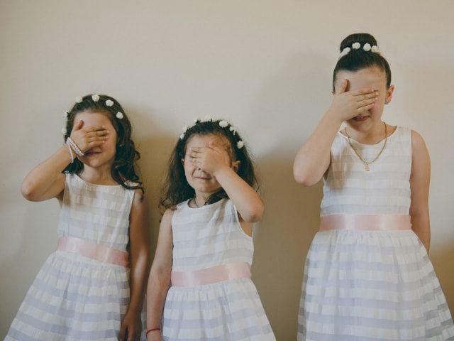5 ideias para incluir os filhos na organização do casamento
