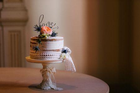 Bolos de casamento para mini weddings