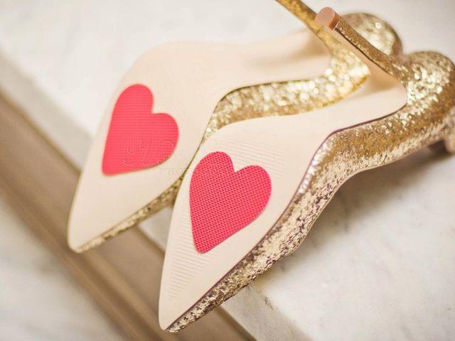 Sapatos de noiva dourados: 35 modelos apaixonantes
