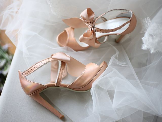 Como preparar os sapatos antes do casamento