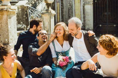 5 Prendas de casamento simbólicas para a família e amigos
