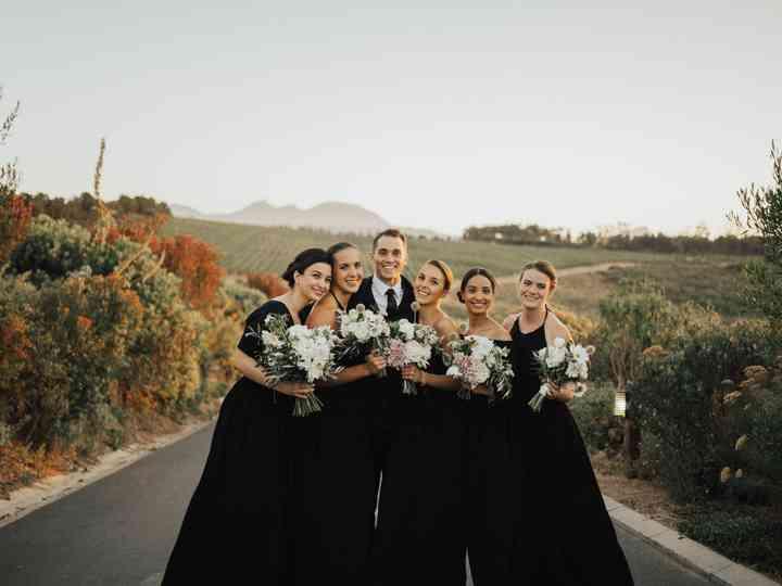 Vestido de noiva preto. Atreves-te?