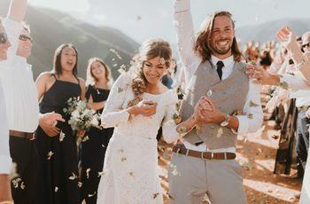 Casamento sem crianças: como explicá-lo aos convidados?