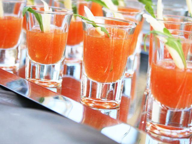 Bar aberto de cocktails para casamentos: Ideias com muito sabor