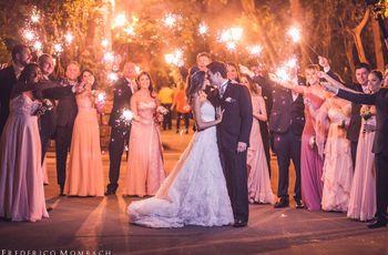 Iluminação no teu casamento: as 5 placas luminosas que vais adorar!
