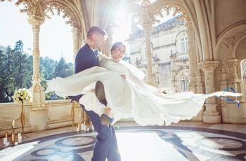 Elopement wedding em Portugal: os melhores destinos!