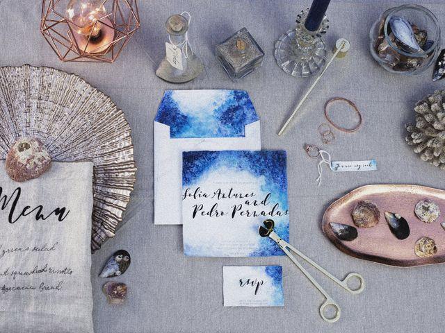 Convites de casamento para enlaces na praia