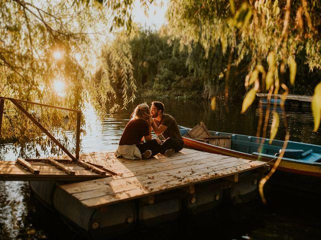 Vantagens de fazer uma sessão de namoro no Outono