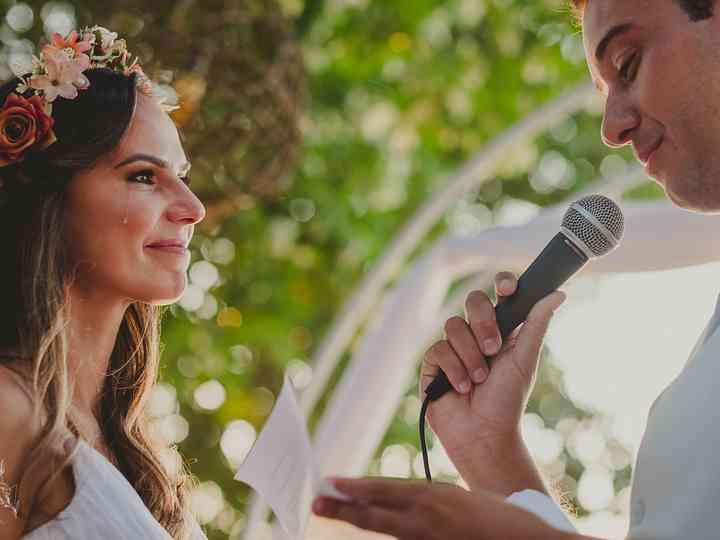 8 poemas românticos para a cerimónia civil