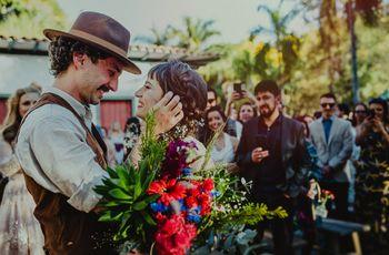 Casamento ao ar livre: dicas para garantir a comodidade de todos