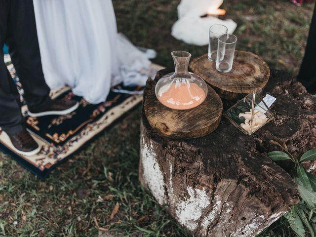 Casamentos woodsy: a madeira como protagonista