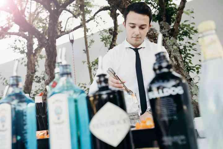 Open Bar para Casamento: 3 motivos para contratar esse serviço