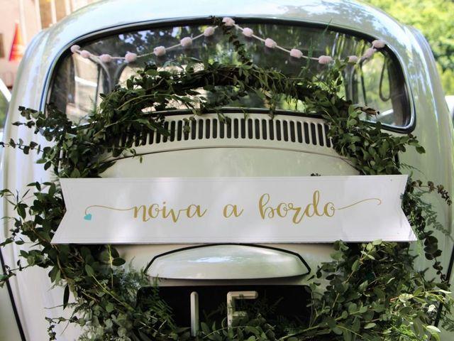Propostas de decoração para o carro da noiva