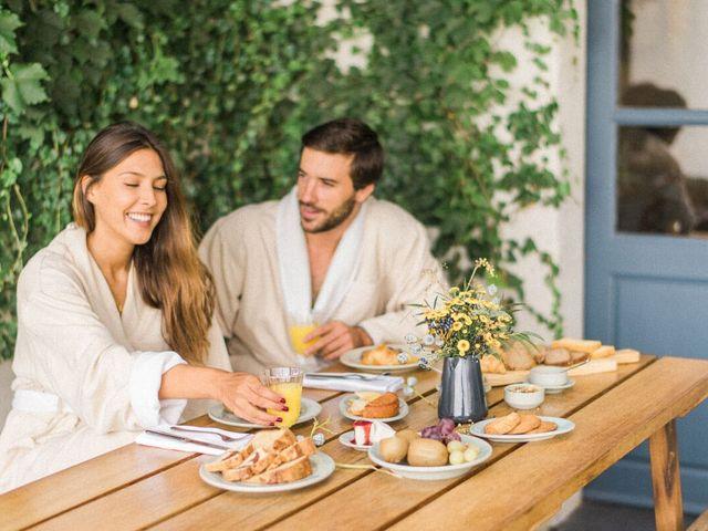 O que comer nos dias que antecedem o casamento?