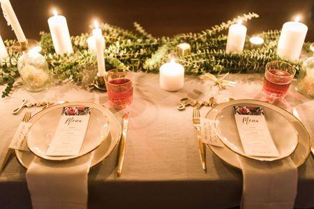 A mesa dos noivos: tudo o que deves saber