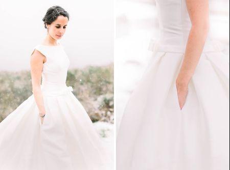 Noiva simples: 10 vestidos, 10 bouquets e 10 sapatos