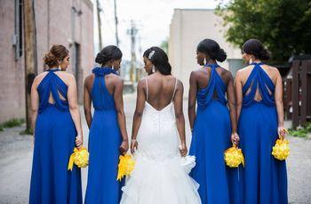 10 Miminhos para as damas de honor!