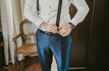A camisa do noivo: tudo o que precisas de saber