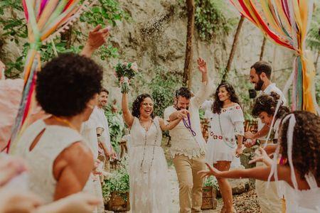 Os desafios de organizar um Mini Wedding