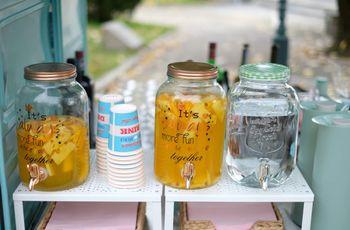 Bar de sumos e chás: uma ideia original e saudável para o vosso dia