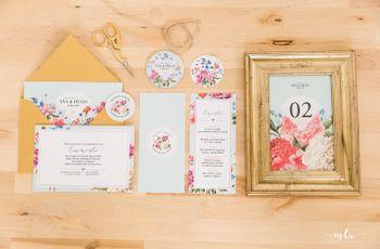 Convites de casamento vintage: 25 modelos encantadores