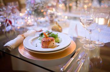 7 coisas que deves ter em conta antes de escolher o menu de casamento