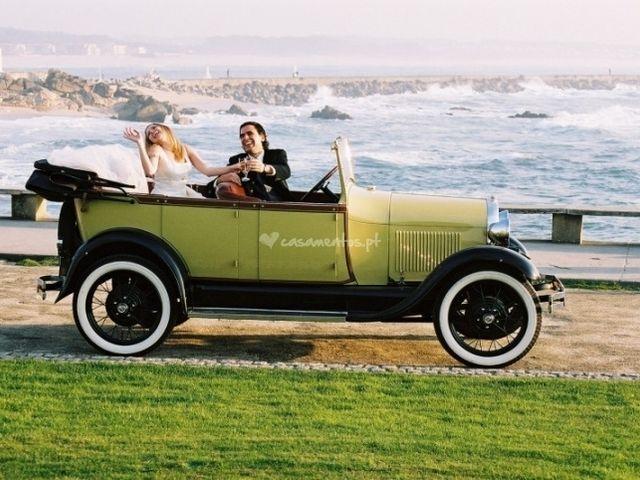 Conselhos para contratar o carro do casamento