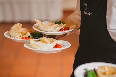 6 Conselhos para reservar o catering do casamento