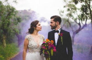 Bouquets e lapelas a condizer: 20 propostas apaixonantes
