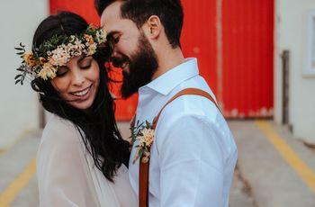 Guia para um casamento primaveril