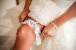 Truques para ter umas pernas bonitas no seu casamento