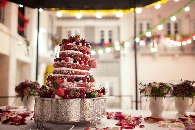 Bolo: naked cake ou tradicional? 1