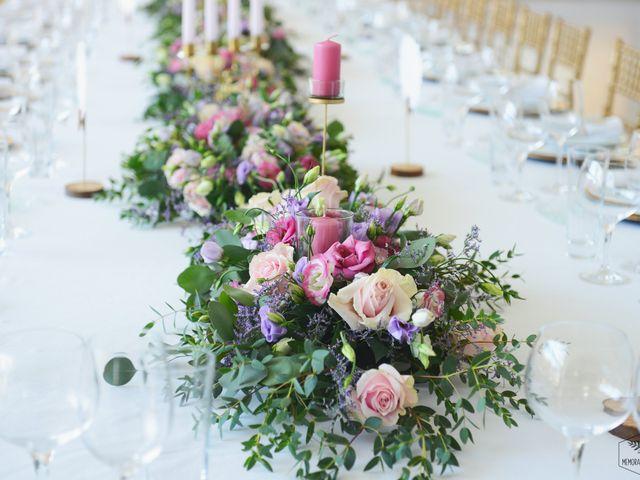 Decoração floral para casamentos na primavera