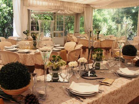 Como criar diferentes ambientes no casamento