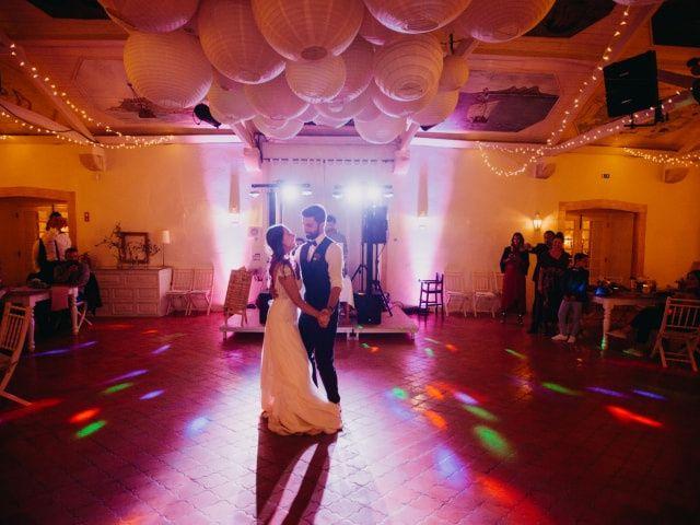 As ideias mais românticas para a primeira dança dos noivos