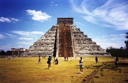 Lua-de-mel no México